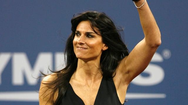 Ex Tennisstar Gabriela Sabatini wohnt jetzt im Kanton Schwyz