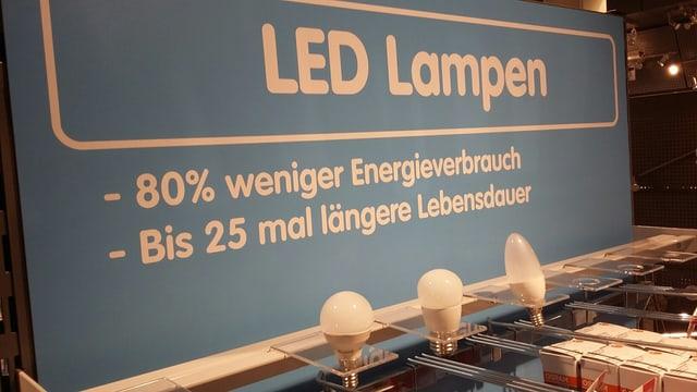 Led lampen im langzeit test neue birnen mit schattenseiten led lampen im langzeit test neue birnen mit schattenseiten sendungen srf parisarafo Images