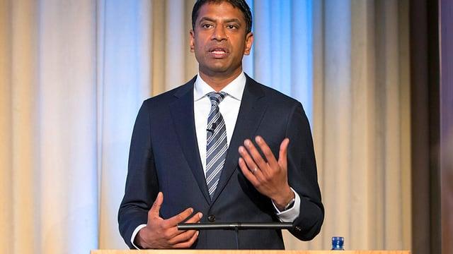 SRF News: Wechsel in der Chefetage: Wer ist der neue Chef von Novartis?