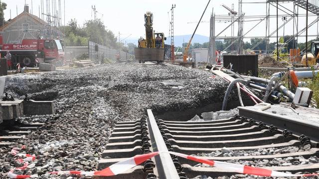 SRF News: Sperrung Rheintal-Linie – Schweizer Unternehmer erheben Vorwürfe gegen deutsche Politik