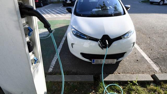 Europa sucht die gemeinsame Auto-Batterie