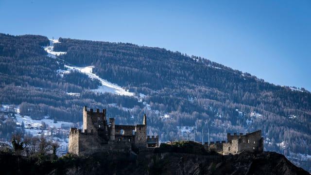 Bund stützt «Sion 2026» Eine Milliarde für Olympische Winterspiele in Sion