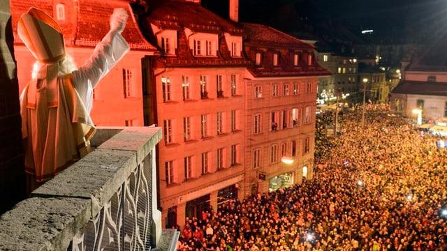 Freiburg und sein St. Nikolaus - Schweizer Radio und Fernsehen