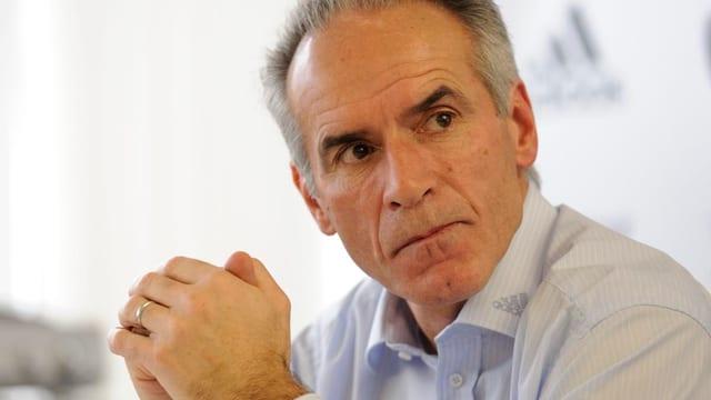 Hans-Peter Zaugg wird neuer Biel-Trainer - Sport - Schweizer Radio und Fernsehen - hans_peter_zaugg_wird_neuer_biel_trainer%401x