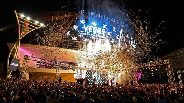 Viva Las «Vegas Golden Knights» - Sport - SRF