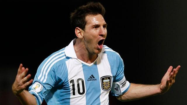 Kader Argentinien