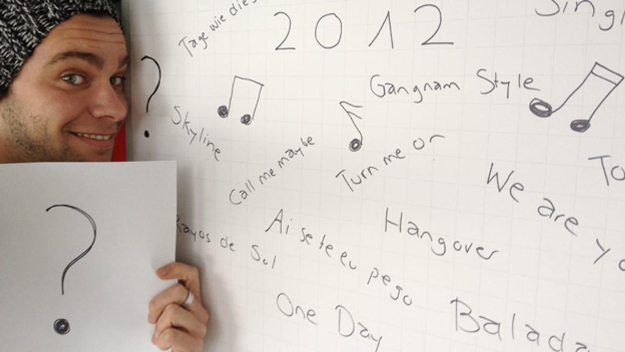Die Top-Singles des Jahres 2012 - Hitparade - SRF