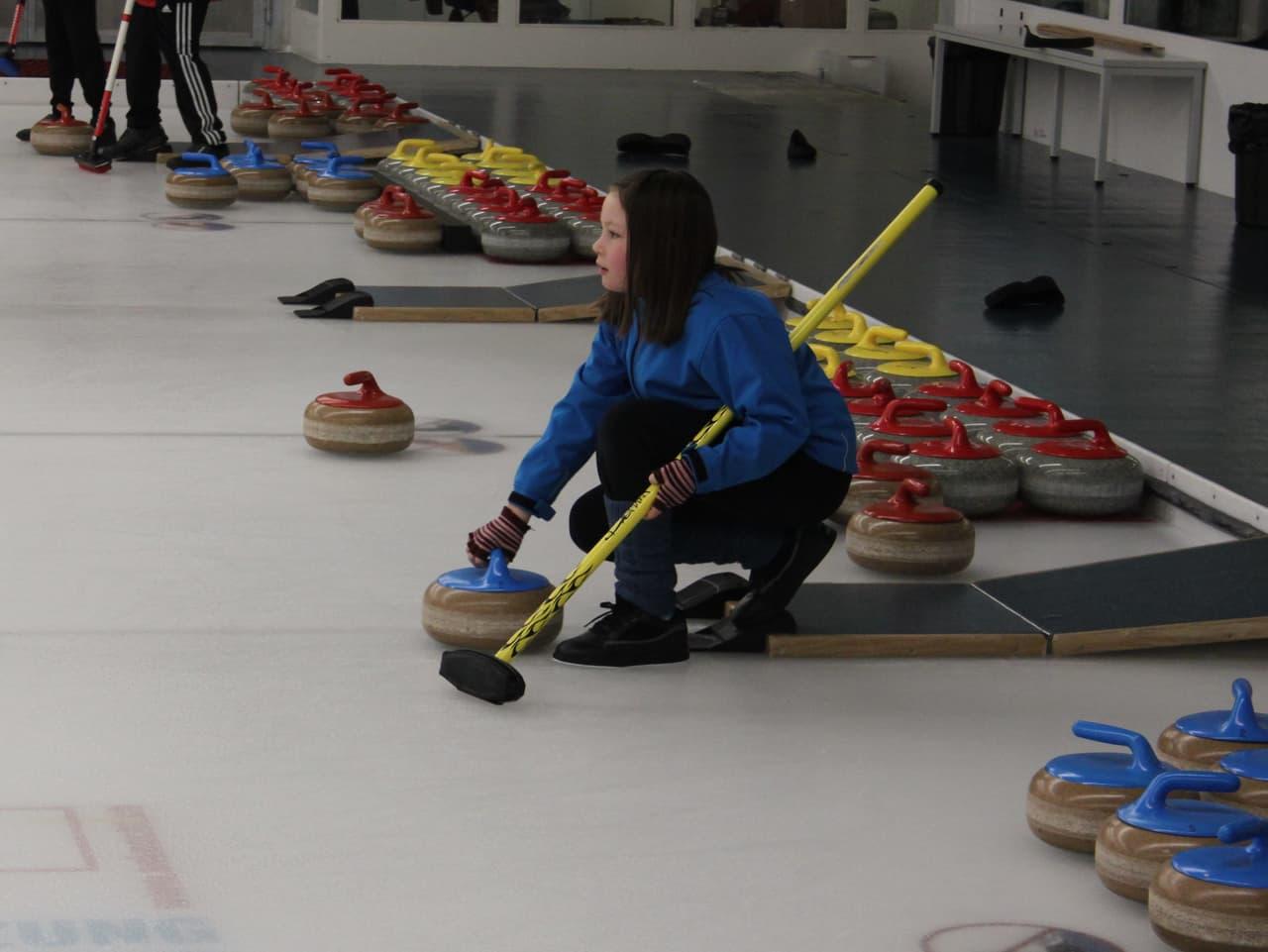 Mon passe-temps - Comment jouer au curling (SRF)