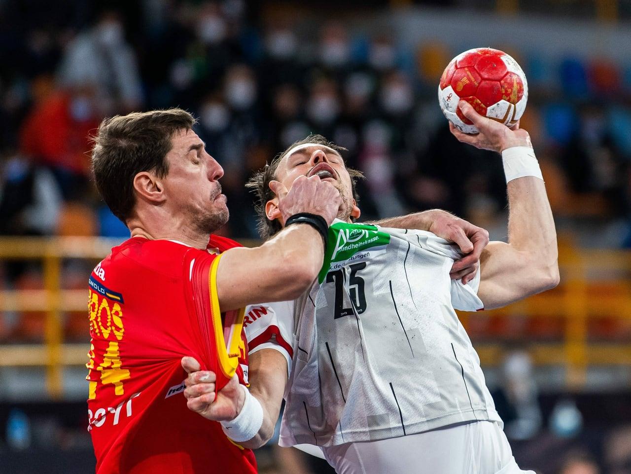 Handball Wm Deutschland Gegen ägypten