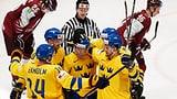 Schweden wendet heikle Ausgangslage in extremis ab