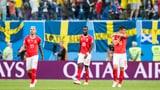 Forsberg beendet Schweizer Viertelfinal-Traum (Artikel enthält Video)