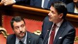 Italiens Premierminister Conte rechnet mit Salvini ab (Artikel enthält Video)