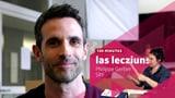 Philippe Gerber lernt Rumantsch – und singt! (Artikel enthält Video)