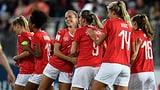 Schweiz zittert sich gegen Belgien in den Barrage-Final (Artikel enthält Video)