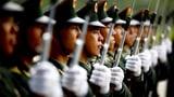China ist jetzt auch Rüstungs-Grossmacht (Artikel enthält Audio)