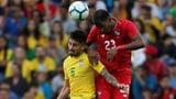 Brasilien nur mit Remis gegen Panama