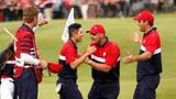 US-Golfer gewinnen den Ryder Cup klar