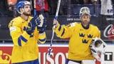 Schwedens Riesen, Russlands Zauberer und Tschechiens Mix (Artikel enthält Video)