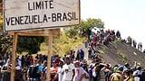 Guaidó: «Hilfsgüter haben die Grenze passiert» (Artikel enthält Video)