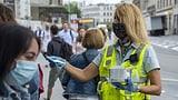 Praktisch alle Fahrgäste halten sich an Maskenpflicht (Artikel enthält Video)