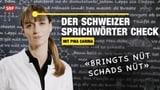 Video «Sprichwörter» abspielen