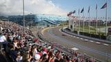 GP von Russland soll vor 30'000 Fans ausgetragen werden