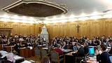 Die SP ist neu die stärkste Partei im Freiburger Kantonsparlament (Artikel enthält Audio)