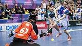 Schweizer Unihockey unterbricht Saison (Artikel enthält Video)