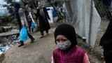 Corona bedroht griechische Flüchtlingslager (Artikel enthält Audio)