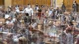 Parlamentarier wollen virtuell abstimmen können (Artikel enthält Video)