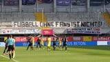 Es fehlt der 12. Mann: Auswärtsteams in der Bundesliga im Hoch (Artikel enthält Audio)