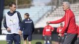 Petkovic: «Wir versuchen zu dominieren» (Artikel enthält Video)