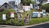 SVP und FDP verlieren Sitz im Aargau, CVP und SP holen einen (Artikel enthält Audio)