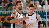 Premieren-Sieg für Beach-Duo Beeler/Krattiger