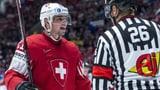 Die Schweiz verliert erneut, zeigt aber viel Moral