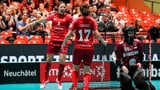Machtdemonstration gegen Lettland: Nati steht im WM-Halbfinal (Artikel enthält Video)