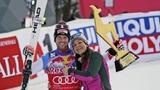 Plötzlich zum ersten Kitzbühel-Double seit 26 Jahren (Artikel enthält Video)