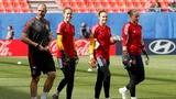 Spaniens Fussballerinnen in den Streik getreten