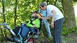 «Querfeldeins» mit dem Rollstuhl (Artikel enthält Bildergalerie)