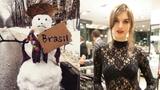 Schneesturm in New York: Ronja Furrer wünscht sich weg