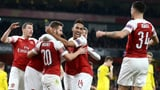 Arsenal wendet das Blatt (Artikel enthält Video)