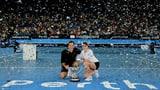 Bencic: «Roger, manchmal sprichst du etwas viel» (Artikel enthält Video)