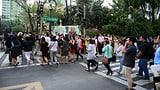 Mehrere Tote bei Erdbeben auf den Philippinen (Artikel enthält Video)