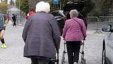 Die Schweiz wird älter und älter (Artikel enthält Audio)