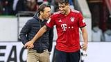 Kovac über Martinez-Krampf: «Auch ein bisschen gespielt» (Artikel enthält Video)