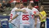 Schweizer belohnen sich mit WM-Bronze