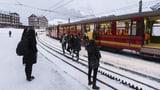 Bahnverkehr zum Jungfraujoch unterbrochen (Artikel enthält Audio)