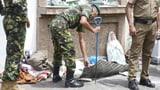 «Die Explosionen treffen Colombo ganz unerwartet» (Artikel enthält Video)