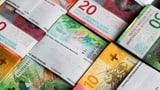 Baden belässt den Steuerfuss bei 92 Prozent und gibt Geld aus (Artikel enthält Audio)