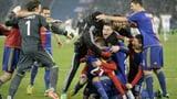 Als Basel Geschichte schrieb: Legendäre Europa-League-Momente (Artikel enthält Video)